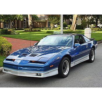 1986 Pontiac Firebird Trans Am Coupe for sale 101022865