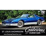 1986 Pontiac Firebird Trans Am Coupe for sale 101578485