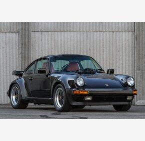 1986 Porsche 911 Turbo Coupe for sale 101060863