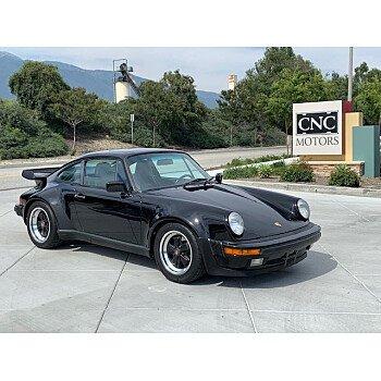 1986 Porsche 911 Turbo Coupe for sale 101155936