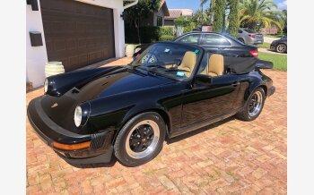 1986 Porsche 911 Carrera Cabriolet for sale 101236839