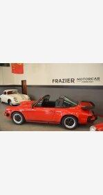 1986 Porsche 911 Targa for sale 101269107