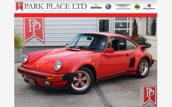 1986 Porsche 911 Turbo Coupe for sale 101281107