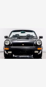 1986 Porsche 911 Carrera Cabriolet for sale 101335934