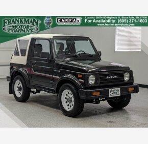 1986 Suzuki Samurai 4WD Soft Top for sale 101246993