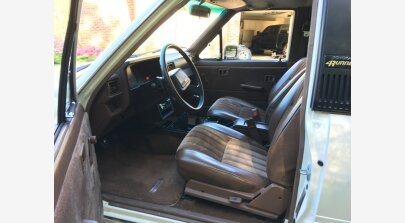1986 Toyota 4Runner 4WD for sale 101236752