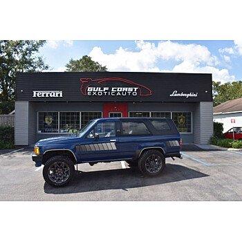 1986 Toyota 4Runner for sale 101595507