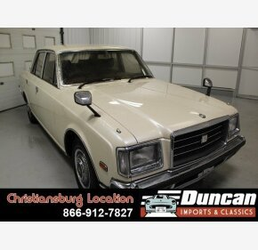 1986 Toyota Century for sale 101085353