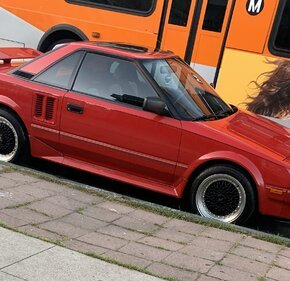 1986 Toyota MR2 for sale 101392132