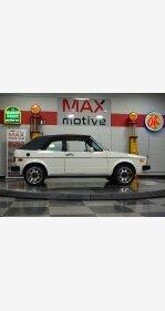 1986 Volkswagen Cabriolet for sale 101459183