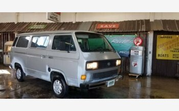 1986 Volkswagen Vanagon for sale 101055510