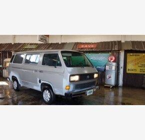 1986 Volkswagen Vanagon for sale 101055510