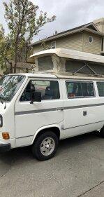 1986 Volkswagen Vans for sale 101303346