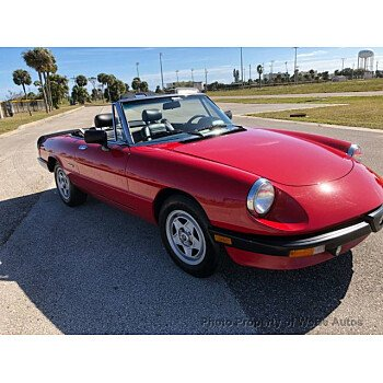 1987 Alfa Romeo Spider Veloce for sale 101085424