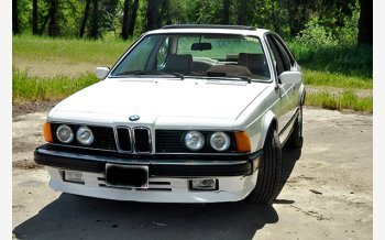 1987 BMW 635CSi Coupe for sale 101231050