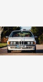 1987 BMW 635CSi for sale 101415947