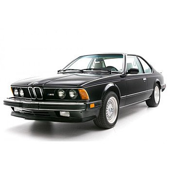 1987 BMW M6 Coupe for sale 101035898