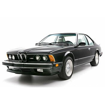 1987 BMW M6 Coupe for sale 101104481
