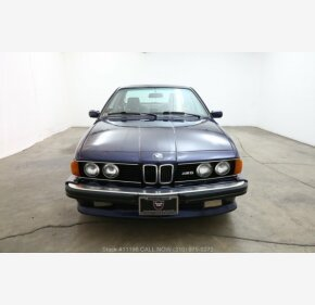 1987 BMW M6 Coupe for sale 101197029