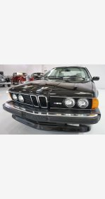 1987 BMW M6 Coupe for sale 101274700