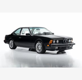 1987 BMW M6 for sale 101407093