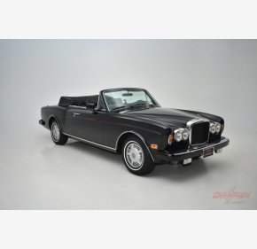 1987 Bentley Continental for sale 100929490