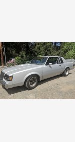 1987 Buick Regal T-Type Coupe for sale 101025473