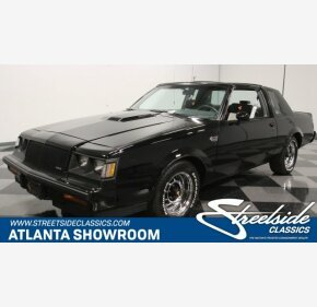 1987 Buick Regal for sale 101307206