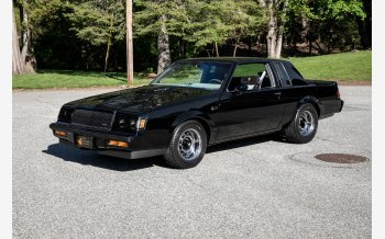 1987 Buick Regal Grand National for sale 101200003