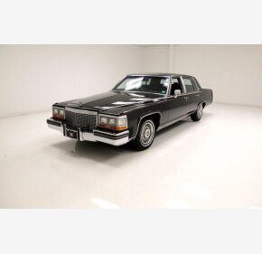 1987 Cadillac Brougham for sale 101405219
