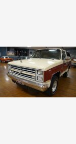 1987 Chevrolet Blazer 4WD for sale 101336456