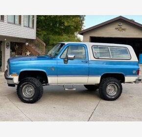 1987 Chevrolet Blazer for sale 101402391