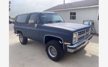 1987 Chevrolet Blazer 4WD for sale 101598860