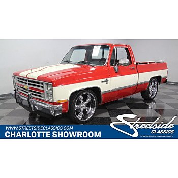 1987 Chevrolet C/K Truck for sale 101035696