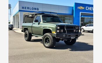 1987 Chevrolet C/K Truck Custom Deluxe for sale 101213389