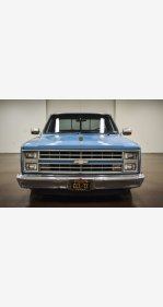 1987 Chevrolet C/K Truck 2WD Regular Cab 1500 for sale 101110173