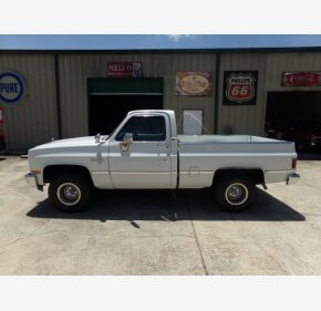 1987 Chevrolet C/K Truck 4x4 Regular Cab 1500 for sale 101180036