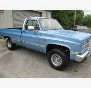 1987 Chevrolet C/K Truck for sale 101328923