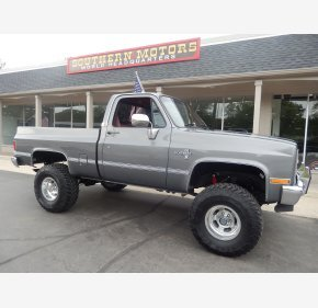 1987 Chevrolet C/K Truck 4x4 Regular Cab 1500 for sale 101330225