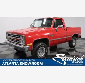 1987 Chevrolet C/K Truck Custom Deluxe for sale 101347440