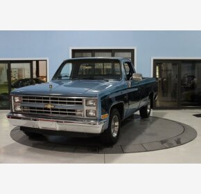 1987 Chevrolet C/K Truck 2WD Regular Cab 1500 for sale 101382071