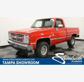 1987 Chevrolet C/K Truck for sale 101388809