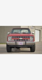 1987 Chevrolet C/K Truck for sale 101404088