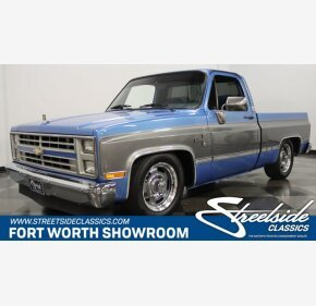 1987 Chevrolet C/K Truck Silverado for sale 101432235