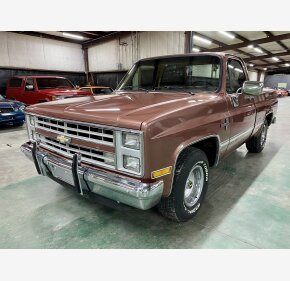 1987 Chevrolet C/K Truck 2WD Regular Cab 1500 for sale 101443921