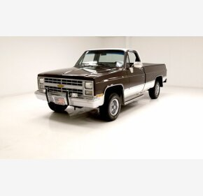 1987 Chevrolet C/K Truck for sale 101451279