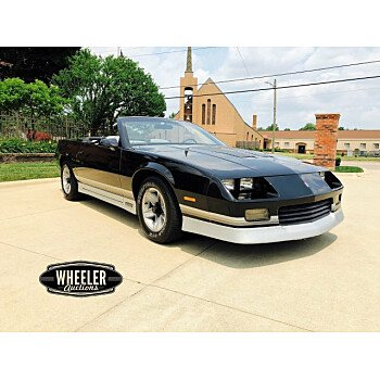 1987 Chevrolet Camaro for sale 101062358
