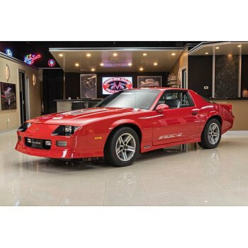 1987 Chevrolet Camaro Coupe for sale 101069588