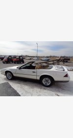 1987 Chevrolet Camaro Convertible for sale 101290917