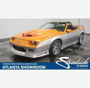 1987 Chevrolet Camaro Coupe for sale 101051910
